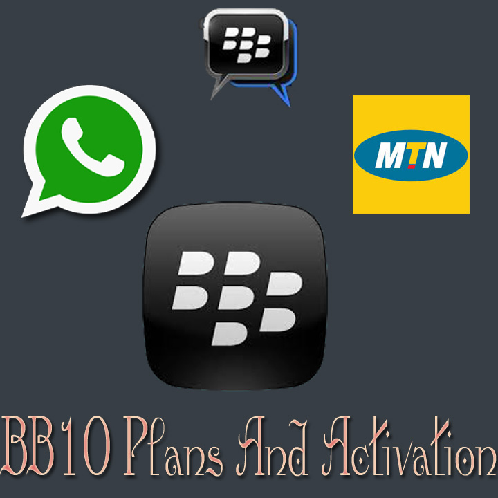 Complete List of BB10 MTN BIS Plans with price and data.