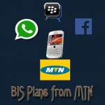 Complete List of Blackberry BIS with price on MTN Nigeria