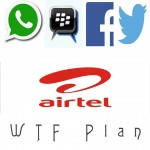 Airtel WTF Plan to chat for 200 per month