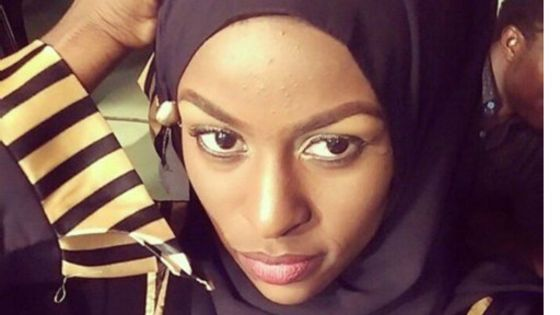 I Love Adam A Zango Says Popular Kannywood (Hausa Films) Actress Nafisa Abdullahi
