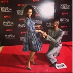 Genevieve Nnaji To Get Married ? Okonjo Iweala's Son Proposes To Her [Photo]