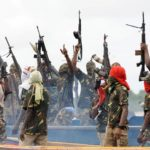 Militants blow up another pipeline in Delta.