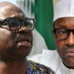 President Buhari Warn Fayose about claims on his wife Aisha.