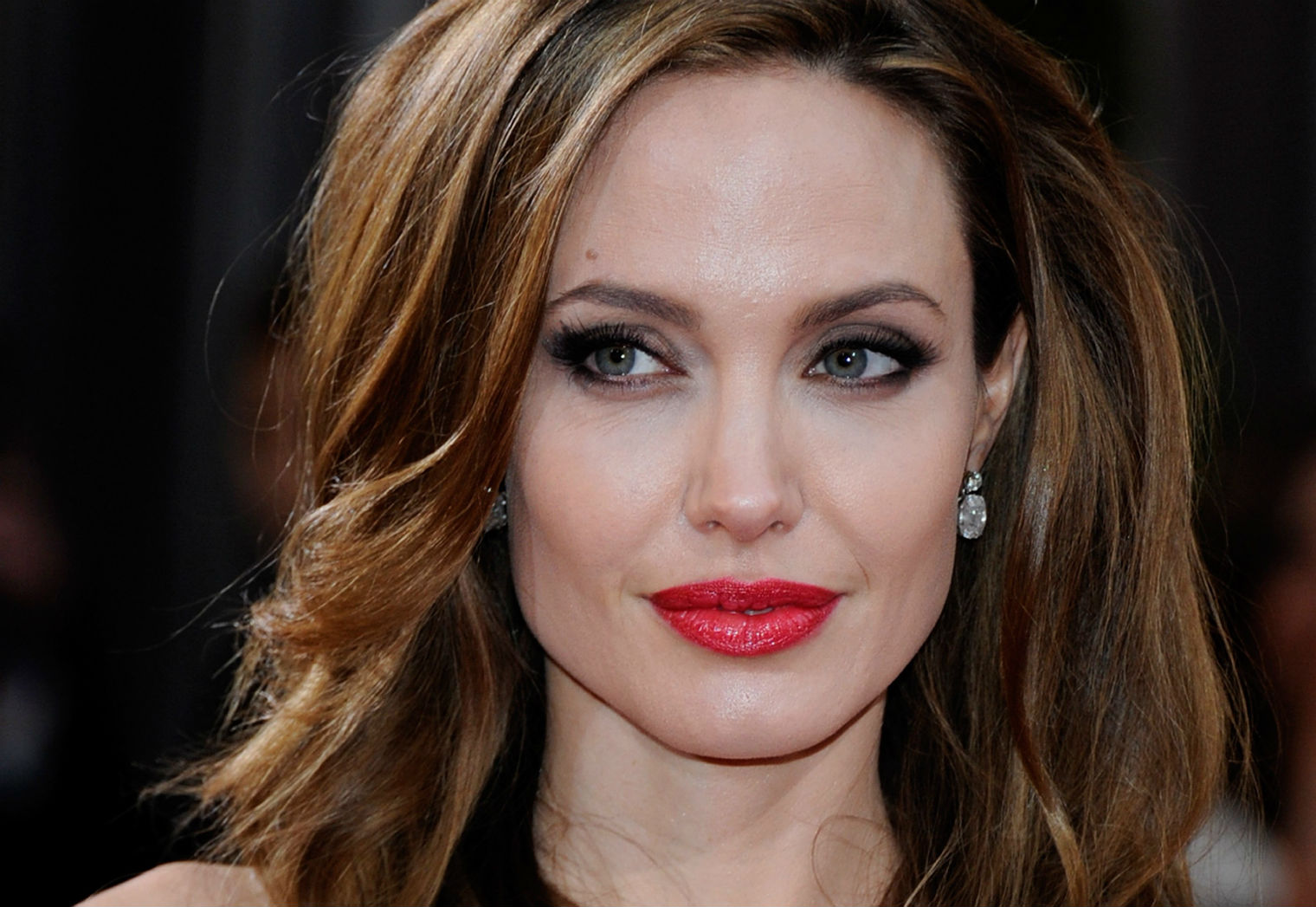 Angelina Jolie and her Humanitarian Efforts.