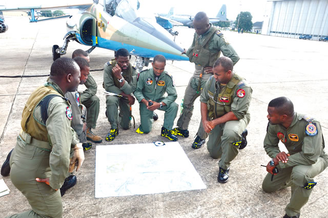 FG To Establish Air Force Station, School In Zamfara